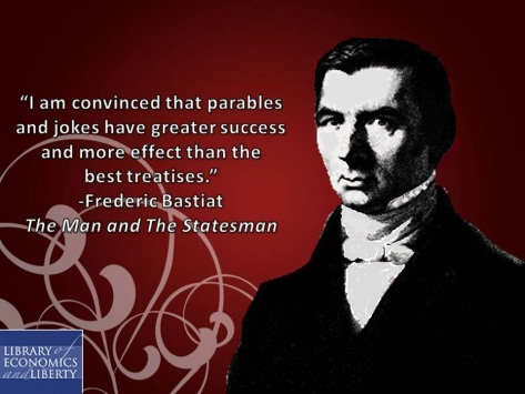 Bastiat on Storytelling